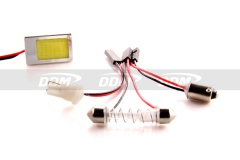 Panel LED, 1.2W, 20x16mm, White