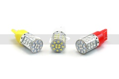 7440 / 7443 Canbus LED, 42 x 3030, White / Amber / Red