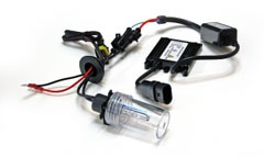 DDM 35W & 55W Single Motorcycle HID Kit