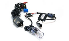 DDM 35W & 55W Single Hi/Lo Motorcycle HID Kit